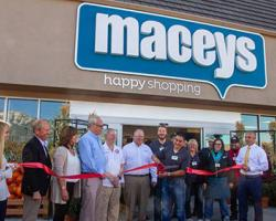 Macey's Debuts 1st Associated Food Stores-Licensed Store