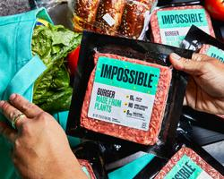 Wegmans, Fairway Will Carry Impossible Burger on East Coast