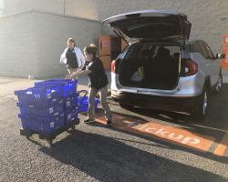Why Walmart Is So Excited About Grocery Pickup