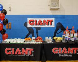 Giant Food Stores, Philadelphia 76ers Team Up