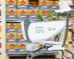 Sobeys Rolls Out AI-Powered Smart Shopping Carts
