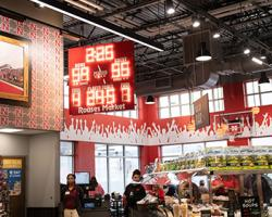 Rouses Market Debuts Collegiate-Themed Grocery
