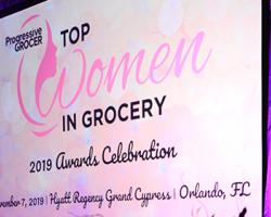 Top Women in Grocery Dazzle at Annual Event