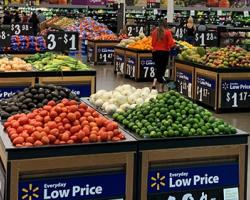 Walmart Freshens Up Its Produce Departments