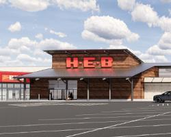 H-E-B Plans New Store for Grocer's Oldest City