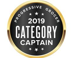 2019 Category Captain Award Winners