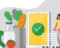Stocking the Grocer's Digital Shelf