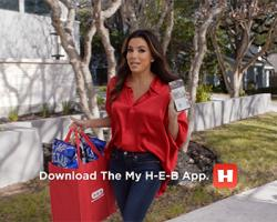 H-E-B Taps Star Power for App Downloads, Free Groceries