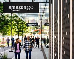 Amazon Go Opens 1st Full-Sized Grocery Store