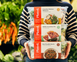 Albertsons Re-Launches Plated Meal Kits