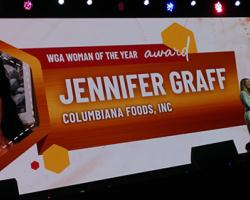 Women Grocers of America Bestows Woman of the Year Award