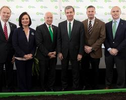 A groundbreaking ceremony for the new Publix distribution center took place Feb. 27 in Greensboro, N.C.