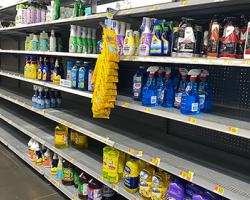 CPGs, EPA Expedite Process to Move Cleaning Products Through Supply Chain