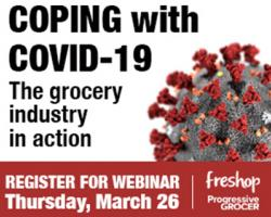 WEBINAR: Coping With COVID-19 — The Grocery Industry in Action
