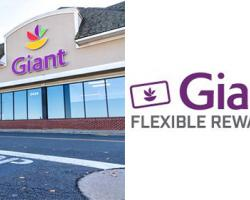 Giant Adds Flexibility to Its Rewards Program
