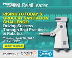 WEBINAR: Rising to Today's Grocery Sanitation Challenge