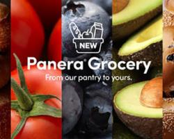 Panera Debuts Grocery Delivery Service