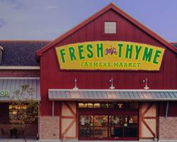 Fresh Thyme Steps Up Pandemic Safety Efforts
