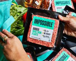 Impossible Foods Hits 1,000 Supermarket Shelves