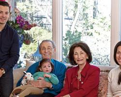 Baldor and Balducci's Matriarch Dies at 91