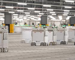 Sobeys' Ocado-Powered Fulfillment Center Is Up & Running