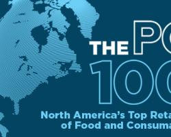 The PG 100: North America's Top Retailers of Food and Consumables