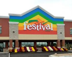 Festival Foods Takes Checkout Charity Online