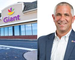 Giant Food Names President