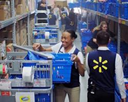 Walmart Grocery Drives 74% E-Commerce Growth