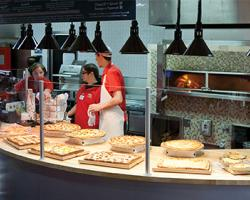 Retail Foodservice Infrastructure Ensures Safety
