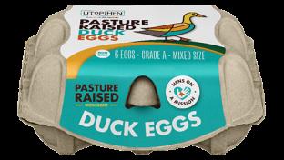 Utopihen Farms Pasture Raised Duck Eggs