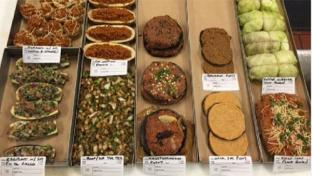 Food Giants Beef Up Plant-Based Products With Human Capital