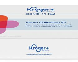 Kroger Health Debuts At-Home COVID-19 Tests