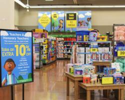 Kroger Aims to Ease School Anxieties