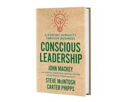 Whole Foods CEO Pens Book on 'Conscious Leadership'