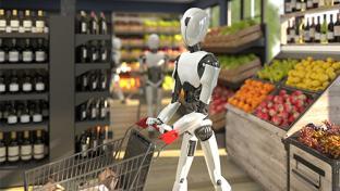 Rise of the Autonomous Grocer