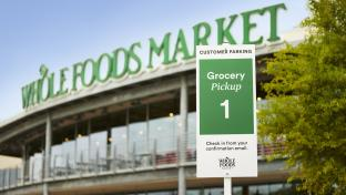 Whole Foods Launching One-Hour Pickup Nationwide