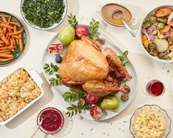 FreshDirect Prepping for Smaller Thanksgiving Gatherings