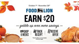 Food Lion Customers Can 'Gobble Up Even More Savings'