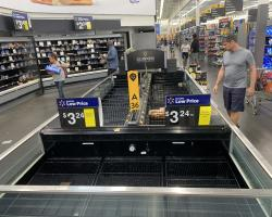 Walmart CEO: Pantry Loading Is Back