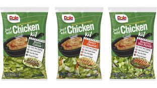 Dole Just Add Chicken Salad Kits