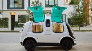 Walmart, Nuro Advance Autonomous Grocery Deliveries Cruise Self-Driving Cars