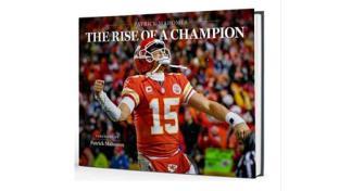 Hy-Vee Selling Exclusive Patrick Mahomes Book Kansas City Chiefs