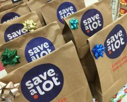 Save A Lot Spreads Holiday Cheer, One Bag at a Time