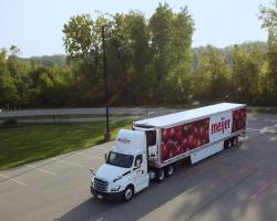 Meijer Fleet Gets Sustainability Award From EPA