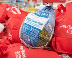 Southeastern Grocers Donating 8K Turkeys Winn-Dixie