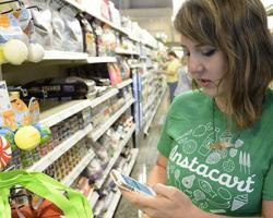 Retailers Can Relax As Voters Give Gig-Economy Exemption Instacart Shopper