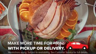 Giant Co. Brings Back Free Holiday Ham Promo