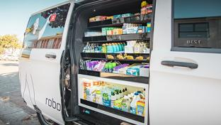 Mobile Store Service to Go Live With Beta Test Robomart