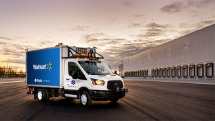 Walmart Growing Self-Driving Vehicle Pilot Gatik Arkansas Louisiana